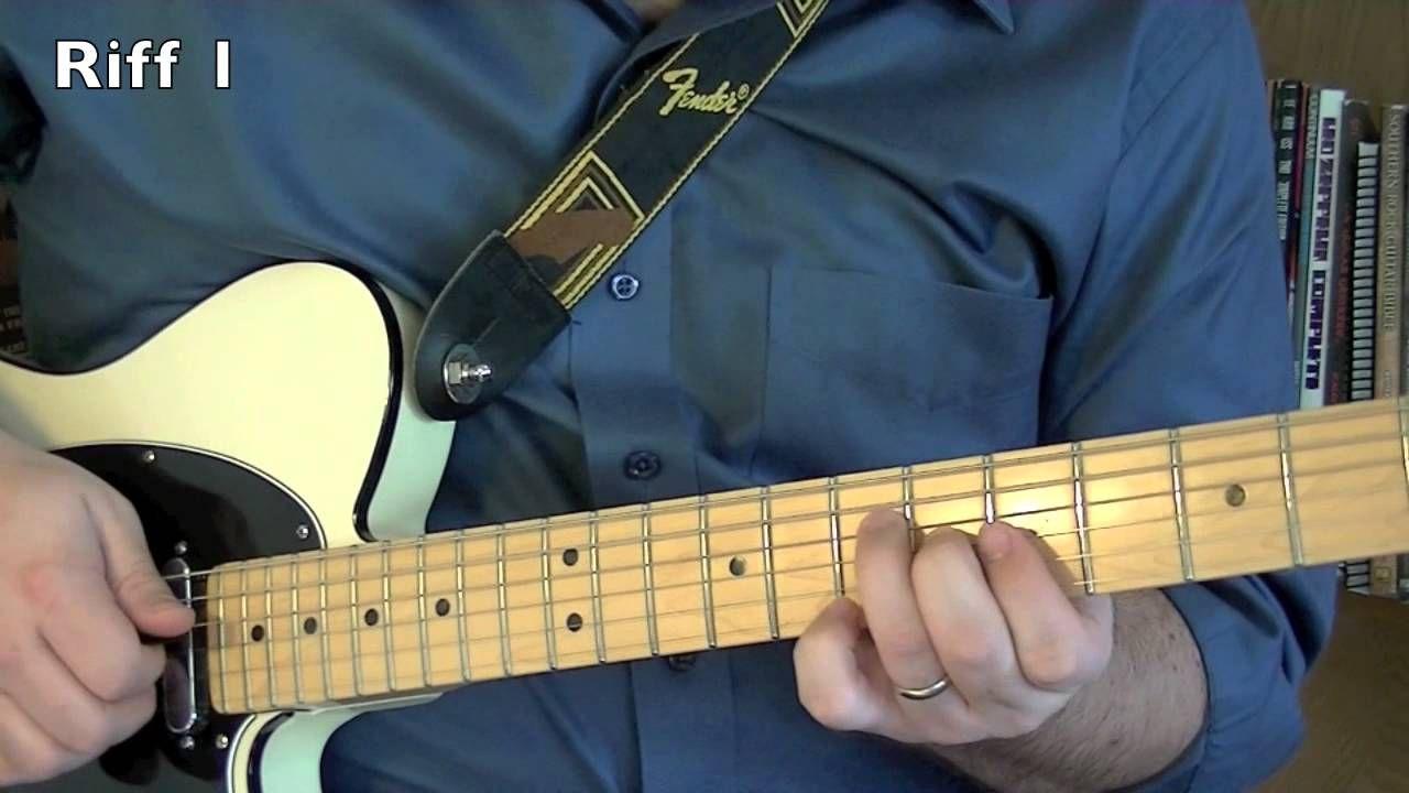 3 Easy Rockabilly Licks Rockabilly Guitar Blues Guitar Guitar
