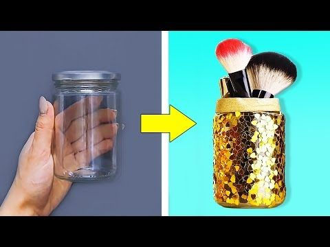 23 Simple And Cool Diy Makeup Crafts Youtube 5 Minute Crafts