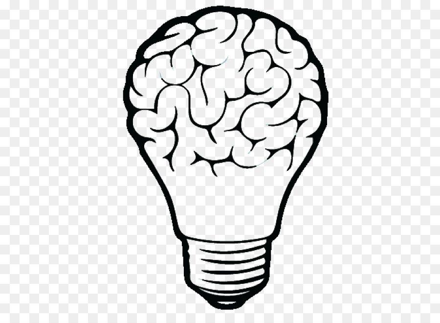 Brain Incandescent Light Bulb Clip Art Brain Incandescent Light Bulb Clip Art Art