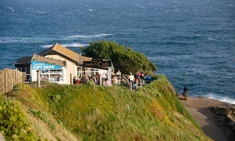 Polpeor Cafe, Lizard Point, Cornwall | Oh the places you\'ll go UK ...
