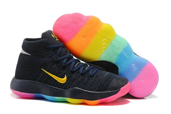 official photos 9cefb 2d4de Nike Hyperdunk 2017 Authentic Nike React Hyperdunk 2017 Flyknit Be True Basketball  Shoe For Discount