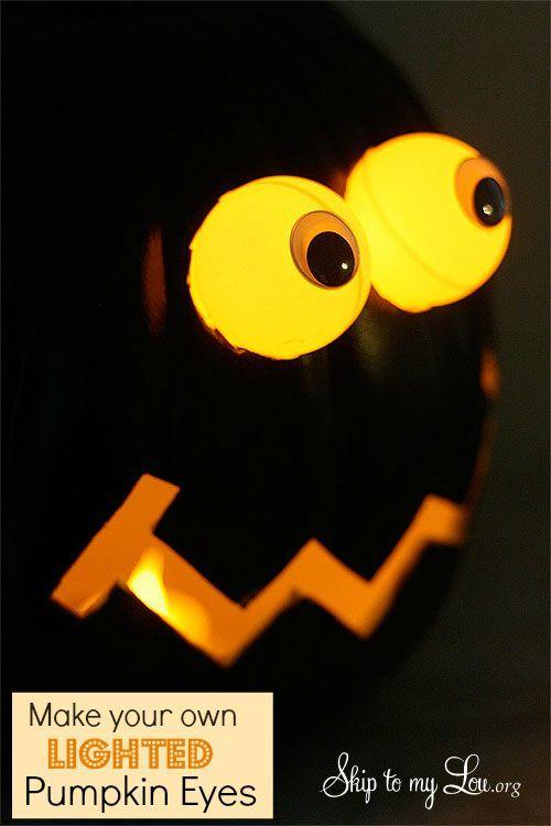 halloween fun - Halloween Ping Pong Balls