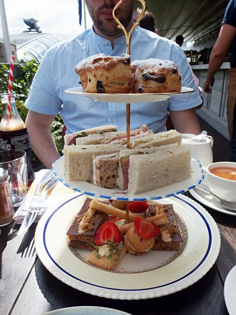 Afternoon Tea On The Roof With Q Selfridges Afternoon Tea Food