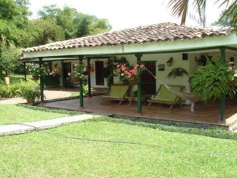 Resultado de imagen para casa colonial cali colombia for Cuanto cuesta hacer una piscina en colombia