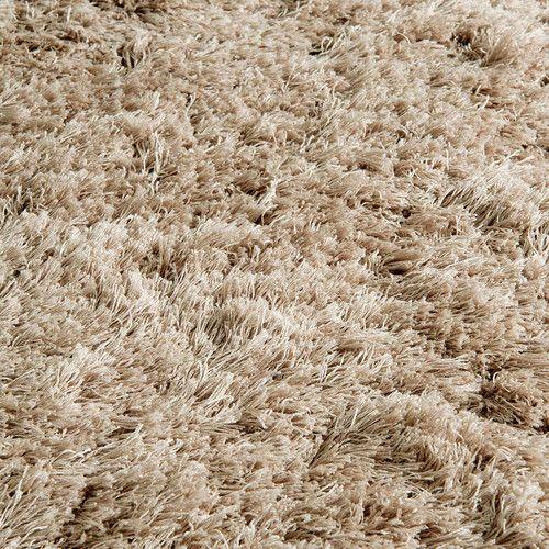 tapis poils longs beige inuit maisons du monde ideas for my home pinterest salons