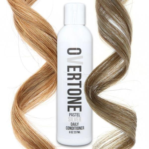 Pastel Silver Daily Conditioner Color Conditioner Silver Hair