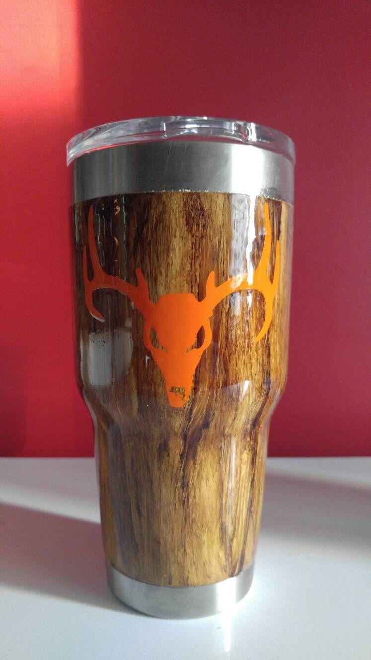 0040e79359b Pin by Katie Garcia on Cups | Custom wood, Tumbler, Wood grain