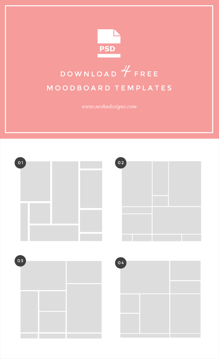 How to create a moodboard for your Brand Or Web Design clients ...
