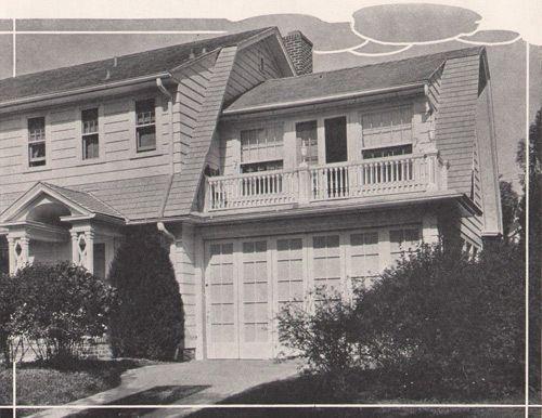 Dutch Colonial addition House Renovation Ideas Pinterest