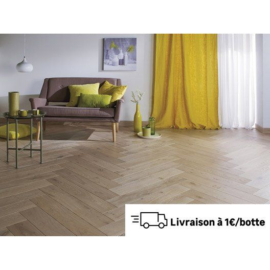 parquet contrecolle chene blanchi huile baton rompu broceliande studio pinterest studio. Black Bedroom Furniture Sets. Home Design Ideas