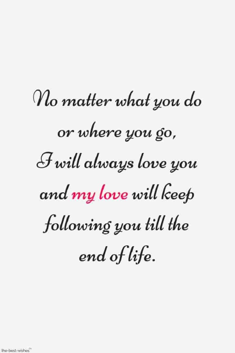 Romantic love quote to husband.  Morning love quotes, Love