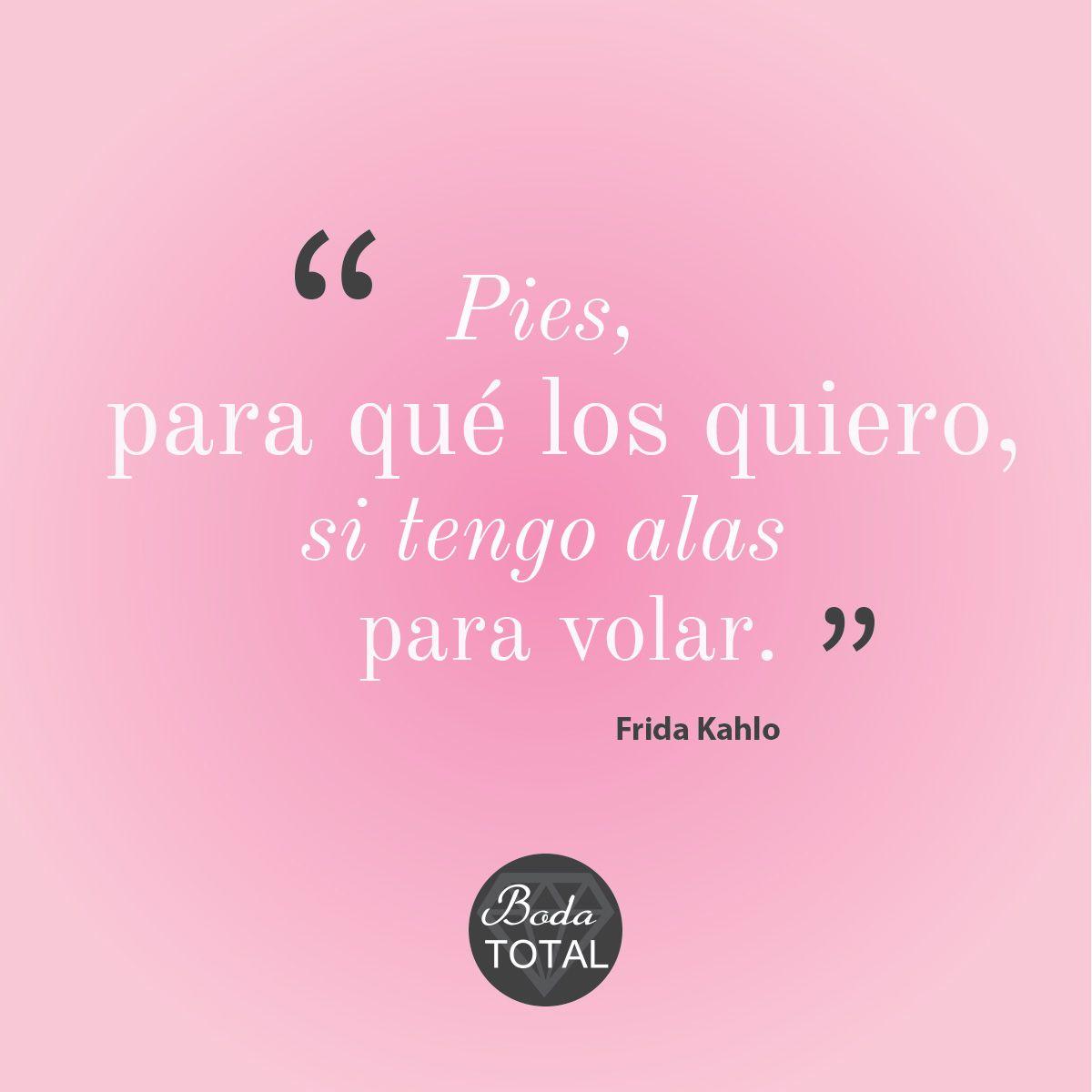 #FridaKahlo #FilosofiaBodaTotal