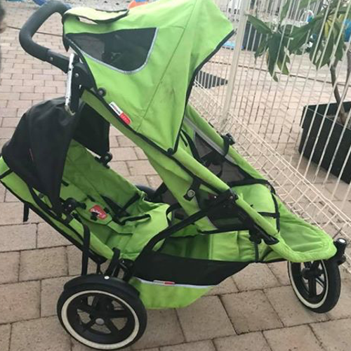 Double Pram Hire Perth Phil Teds Double Sport Baby Equipment Phil Teds