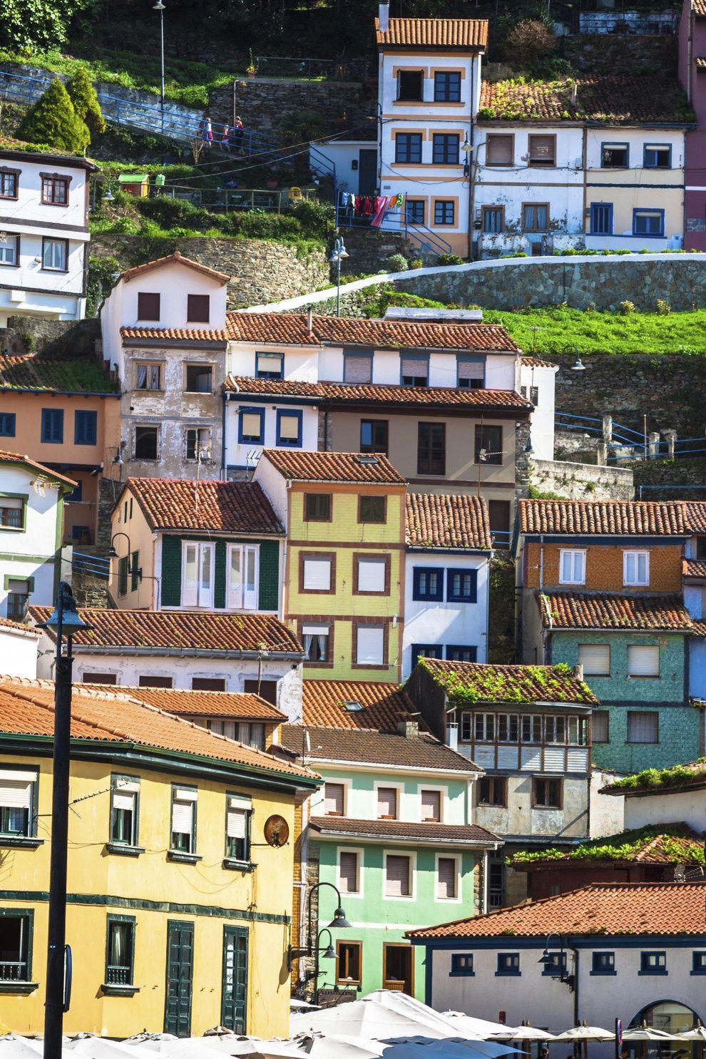 Cudillero Un Pueblo De Pescadores En Asturias En 2020 Lugares