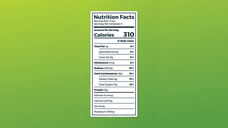 How To Read Nutrition Labels Health In 2019 Healthy