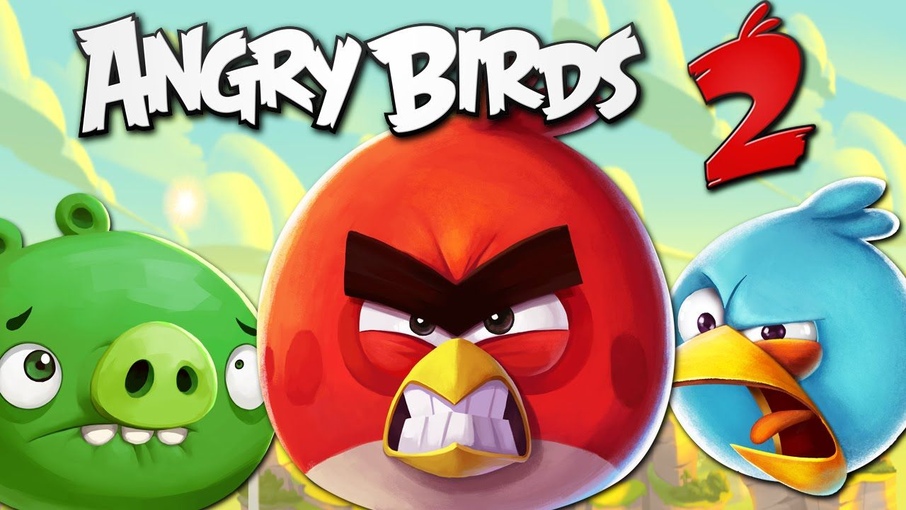 Angry Bird 2 Is One Of The Biggest Mobile Game Which Is The Most