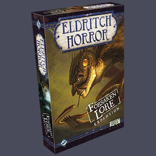 Eldritch Horror Forsaken Lore Expansion Bgg Rating 8 3 Geek