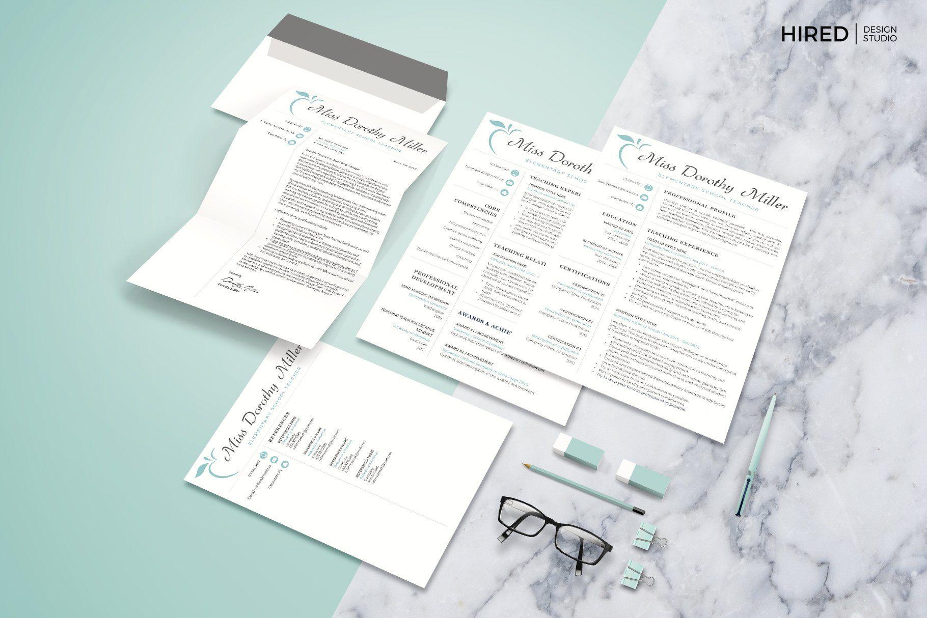 Professional Resume For Teachers Teacher Resume Teacher Resume Template Cover Letter For Resume