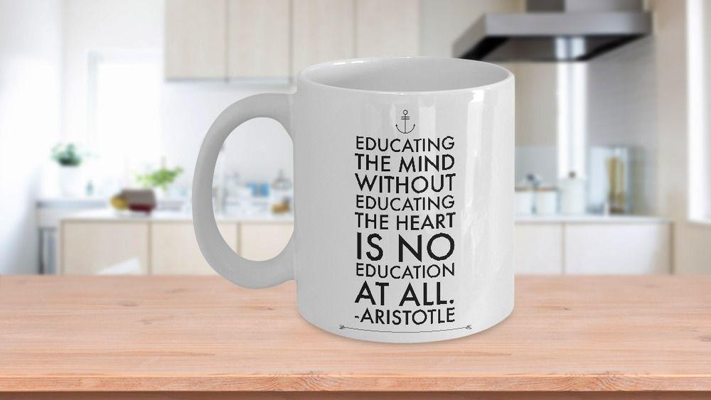 Educating The Mind Teacher's Mug #BestBargainDeals