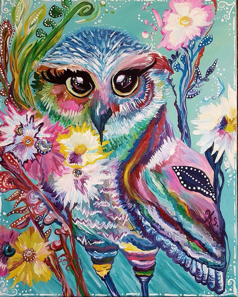 картинки для плакатов совы пирог готовят