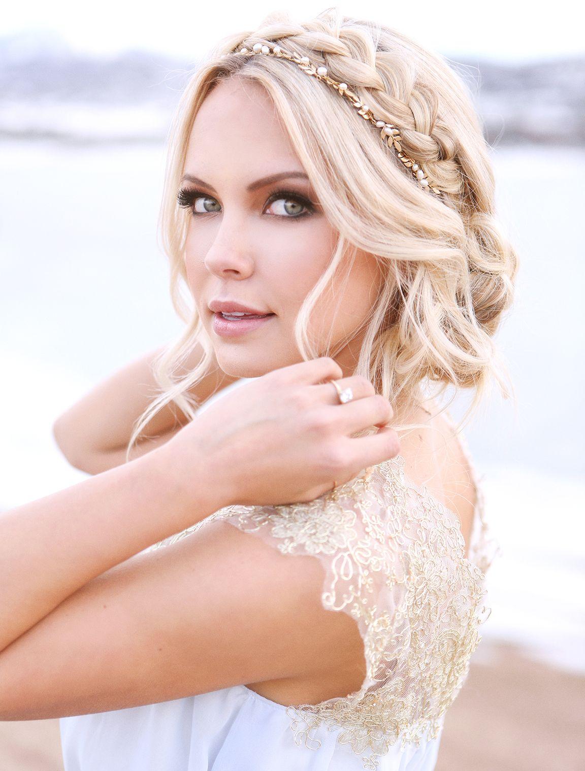 beautiful updo | Beauty | Pinterest | Updo, Hair style and Weddings