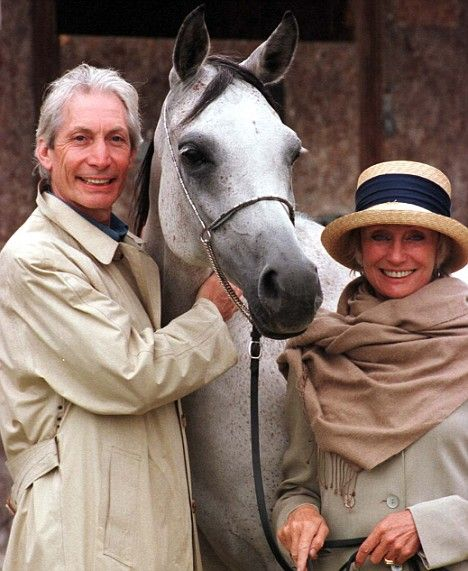Wife of Rolling Stone Charlie Watts locked in legal row after - Horse Sales Contracts
