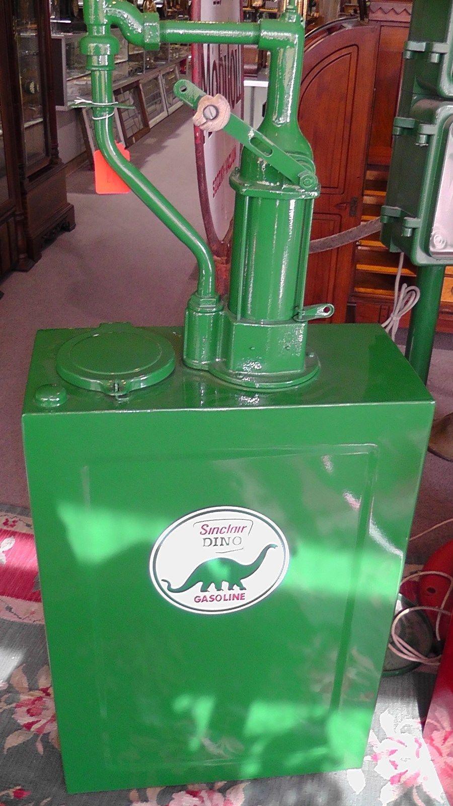 Vintage Restored Wayne Sinclair Oil Pump Ca 1930 S 40 S Restoration Gas Station Vintage