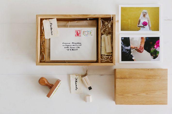 Wedding Photography Packaging Cinzia Bruschini