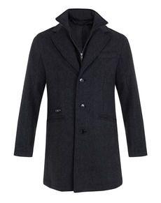 Abrigo de hombre Easy Wear - Hombre - Prendas de Abrigo - El Corte Inglés -  Moda dc4ebfe1edd5