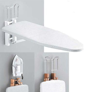 planche table de repassage murale wallie dressing en. Black Bedroom Furniture Sets. Home Design Ideas