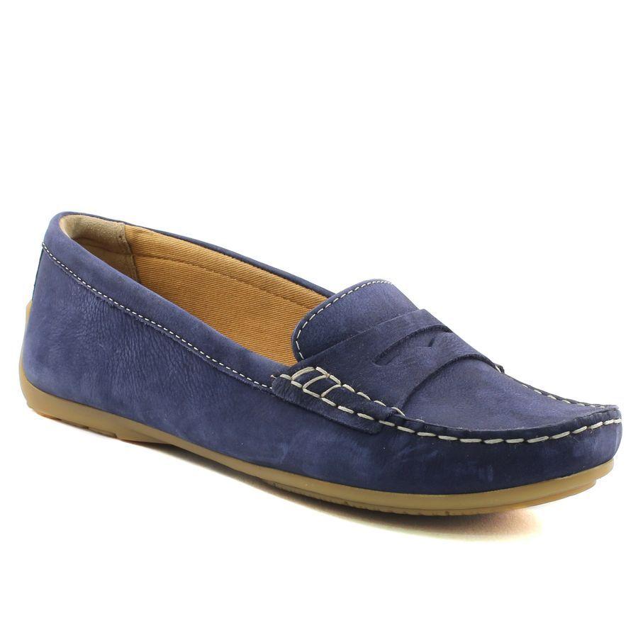 131A CLARKS DORAVILLE NEST MARINE ouistiti.shoes le spécialiste internet #chaussures #