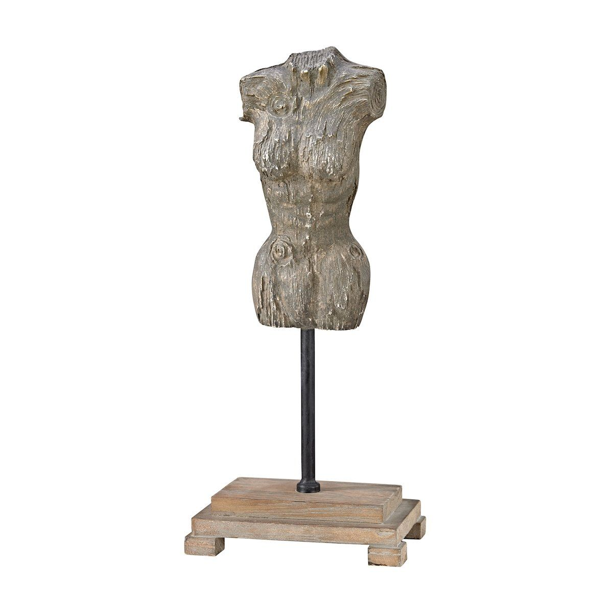 Contrapposto Virtus Sculptural Stand