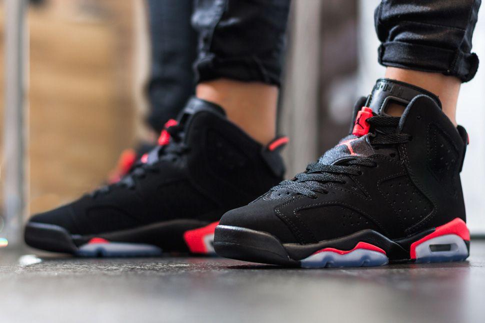 Air Jordan 6 Retro Infrared Releasing Eu Kicks Sneaker Magazine Air Jordans Retro Air Jordans Sneakers Fashion
