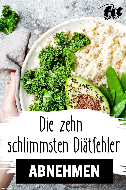 Abnehmen trotz viel essen