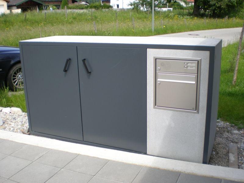 tl files scholz bilder muellboxen m02 garten pinterest sichtbeton m lltonnenbox. Black Bedroom Furniture Sets. Home Design Ideas