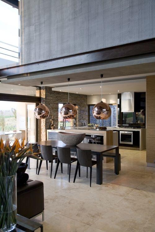 Interior Design Of Kitchen Room: Decoration Interieur Maison, Déco