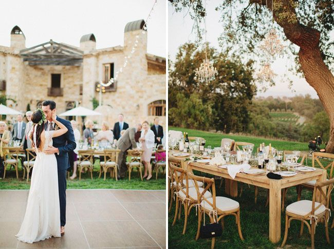 Sunstone Winery And Villa Wedding Trends Green Weddings Blog