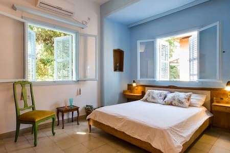 Check out this awesome listing on Airbnb: HAIFA VINTAGE ...