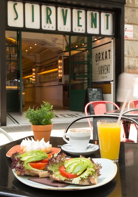 10 Brunch En Terraza En Barcelona Café Y Brunch En