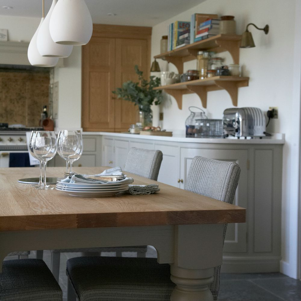 Classic English Cottage Kitchen - Low Res - SQ | Country ...
