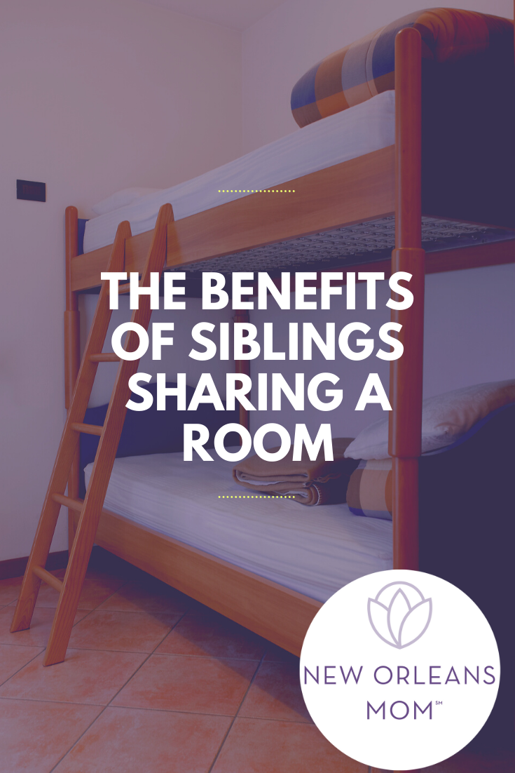 The Benefits of Siblings Sharing a Room Sibling room