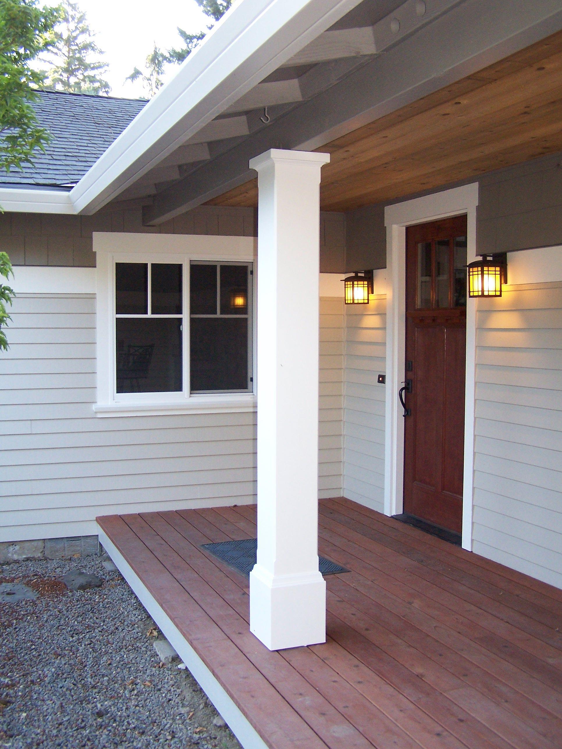 Best Exterior Column Wraps Ideas - Interior Design Ideas ...