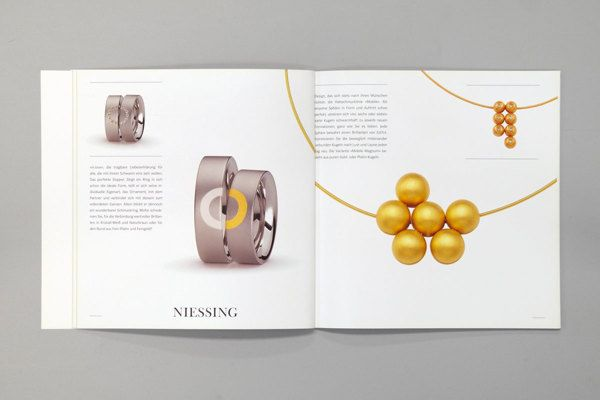 Kaufhold Jewelry Catalog By Mwk Via Behance   Print