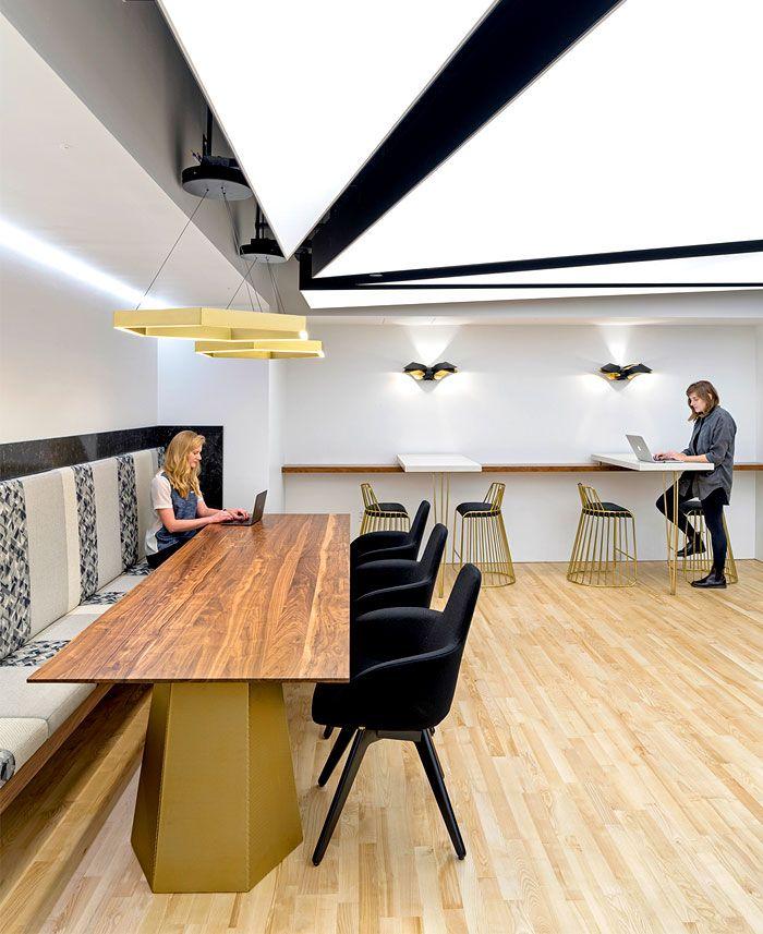 Modern Office Design Concept By Studio O+A   InteriorZine