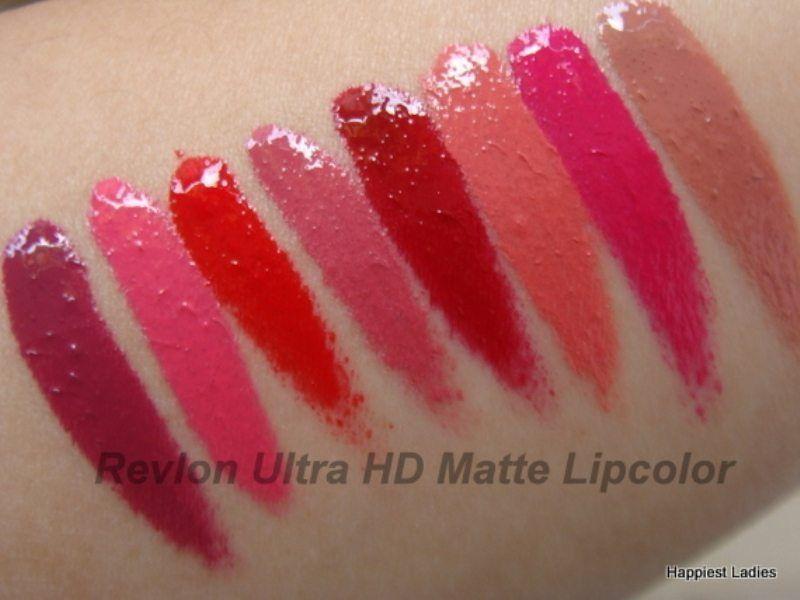 Ultra HD Matte Lipcolor by Revlon #16