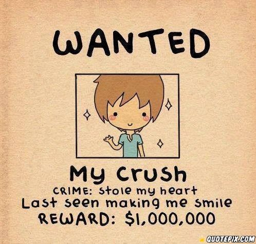 Wanted My Crush QuotePix Quotes Pictures Quotes Images Inspiration Talk Like Bestfriends Act Like Lover Quotepix