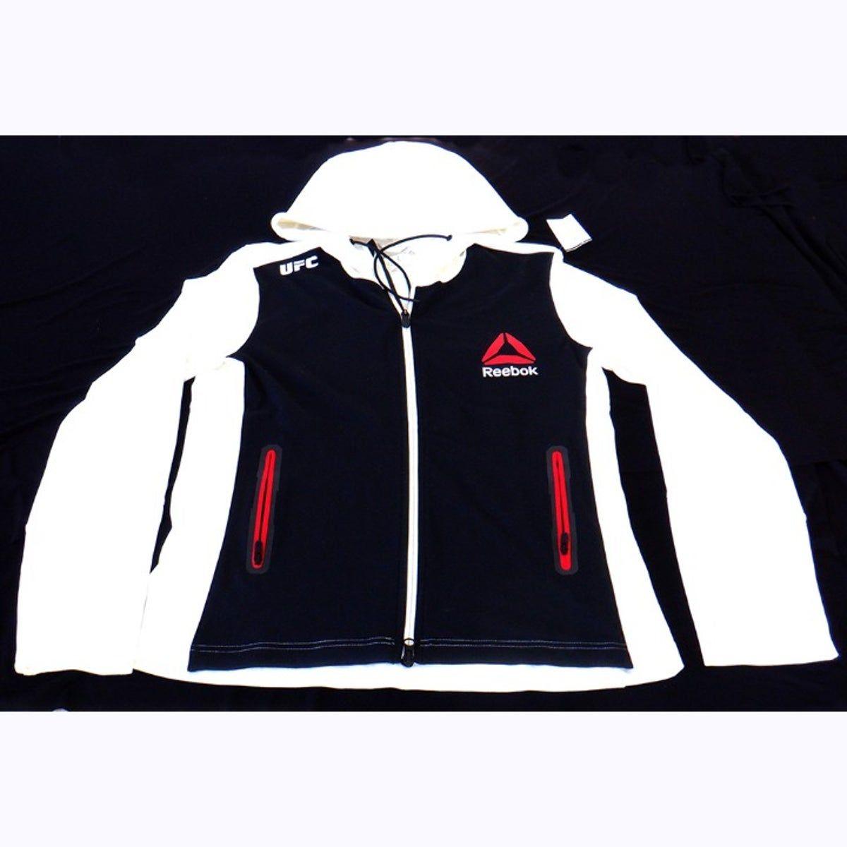 Reebok eyecatching UFC hoodie