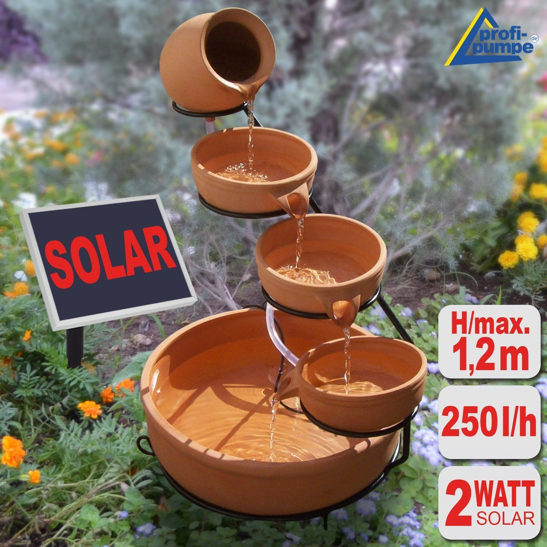 Solar Brunnen Solar Springbrunnen Gartenbrunnen Zierbrunnen Solar Wasserspiel Solar Teichpumpe Gartenbrunnen Solarbrunne Solarbrunnen Springbrunnen Teichpumpen