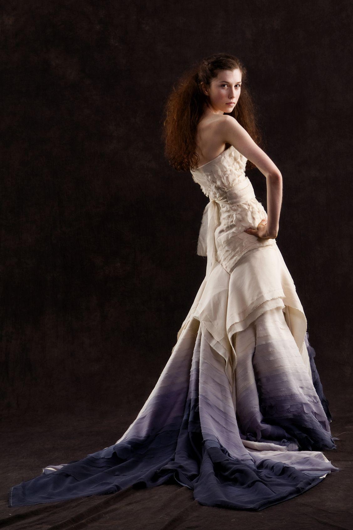 my wedding wishlist includes a Tara LaTour gown.  drool.
