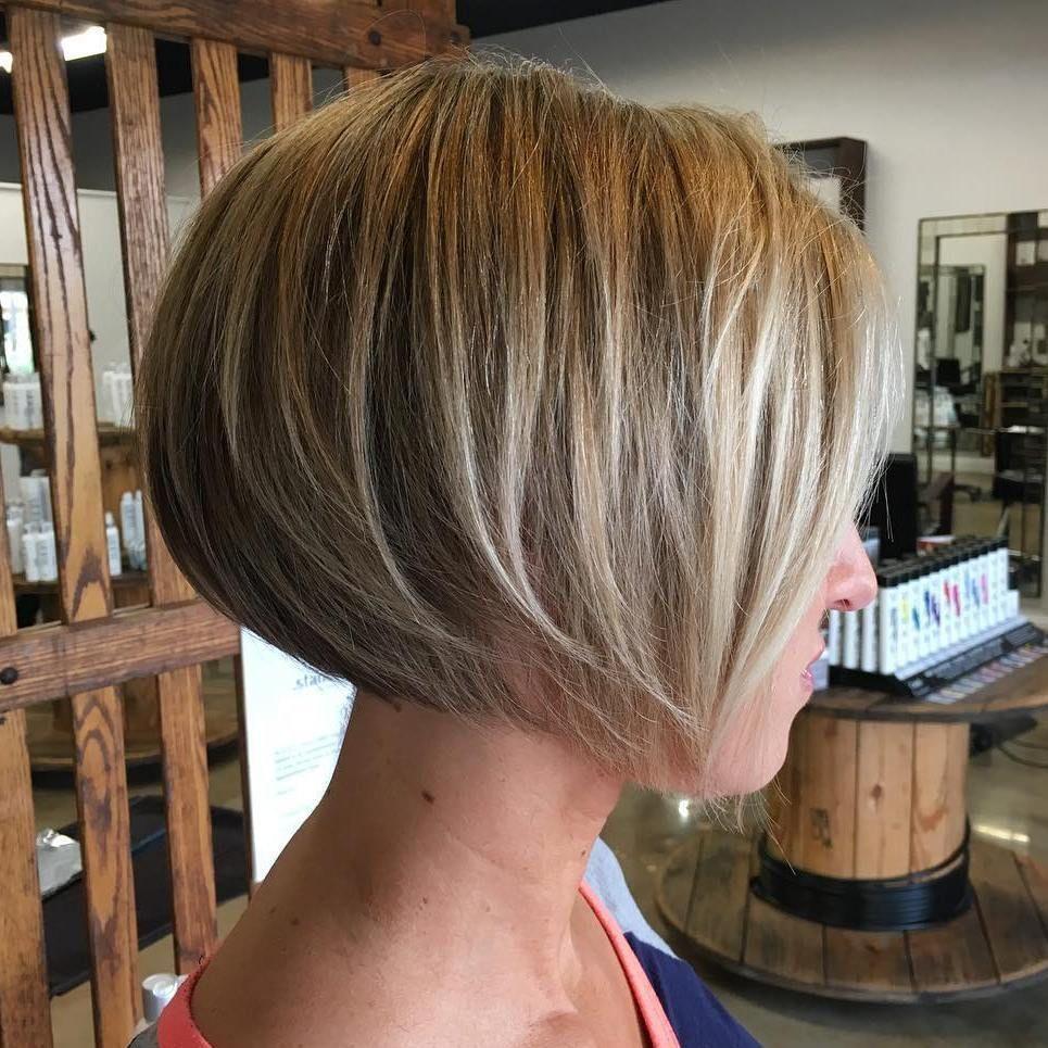 Textured Concave Bob Choppy Bob Hairstyles Bob Haircut For Fine Hair Bob Hairstyles